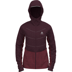 Odlo Run Easy S-Thermic Giacca Donna, rosso